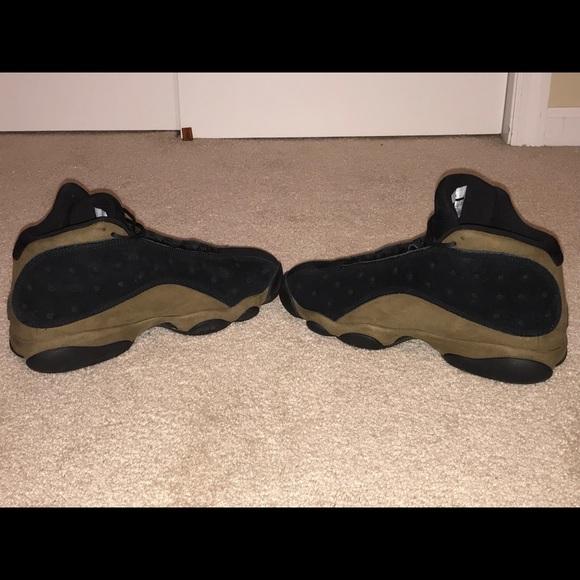 """b512a19a064527 Jordan Other - Air Jordan 13 Retro """"Olive"""""""